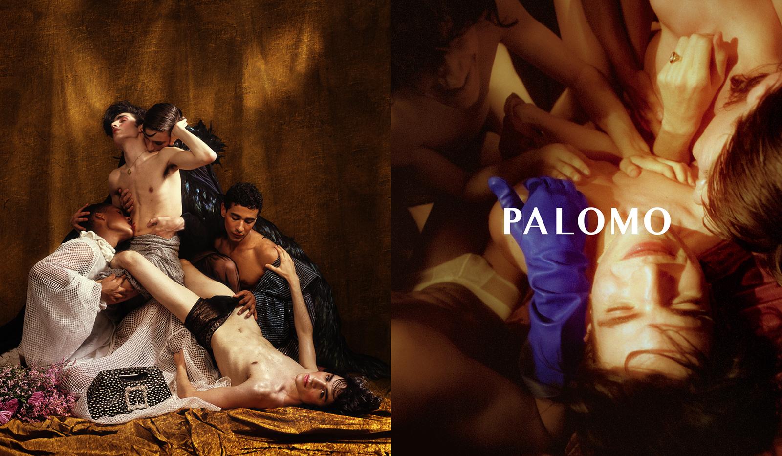 Palomo Spain<br> Fall 2019 Campaign
