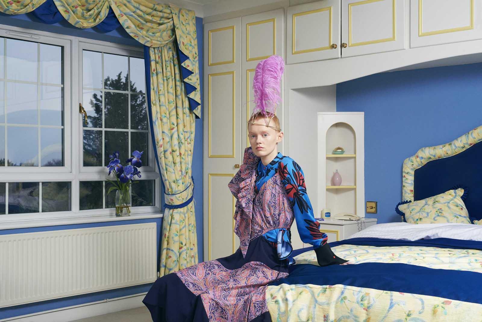 Pinewood Manor <br>T magazine Spain