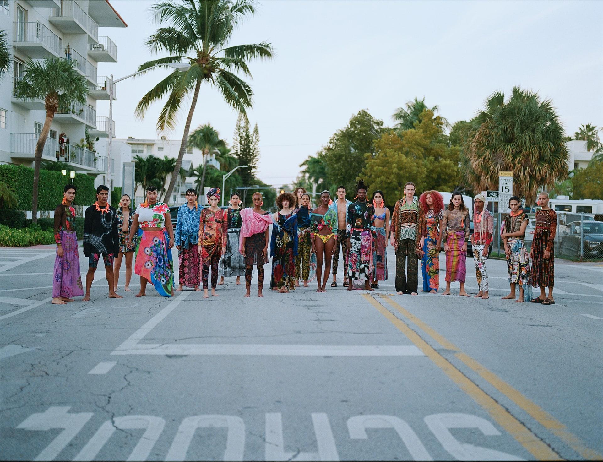 Desigual x Art Basel<br> Summer 2020 Campaign